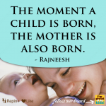moment child is bornPin