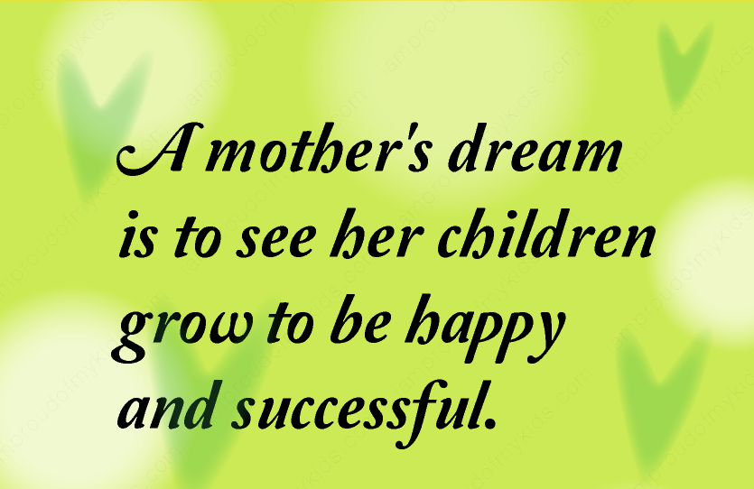 mothersdream