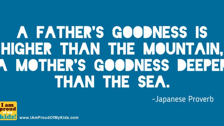 father mountin mother sea